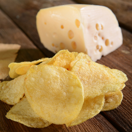 flavour: Potato chips- cheese flavour