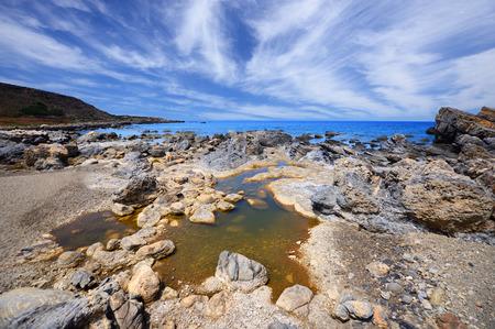 paisaje mediterraneo: Mediterranean landscape