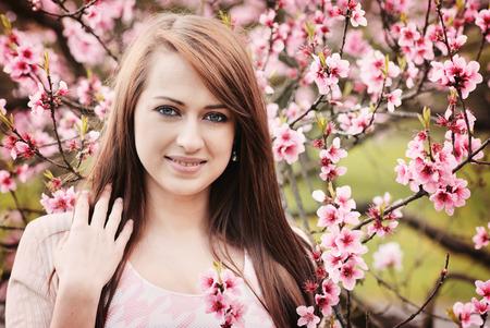 vouge: Spring portrait