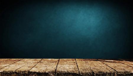 Empty table background Reklamní fotografie