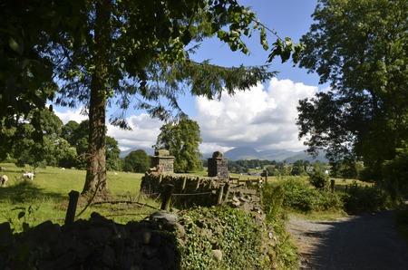 lake district: Lake District
