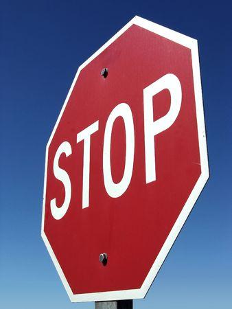 octagonal: STOP!