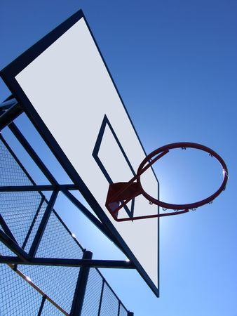 Basketball Street Court