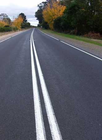 overtake: Country Road Curve