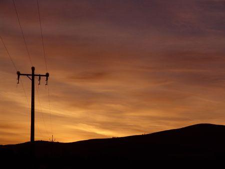 telegraaf: Telegraaf Pole Sunrise