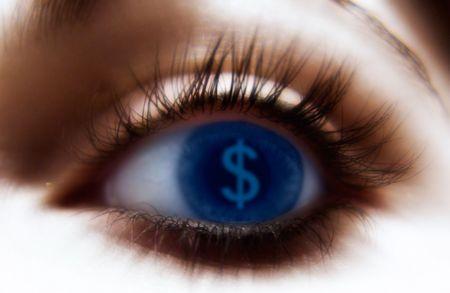 bodypart: Eye for Money