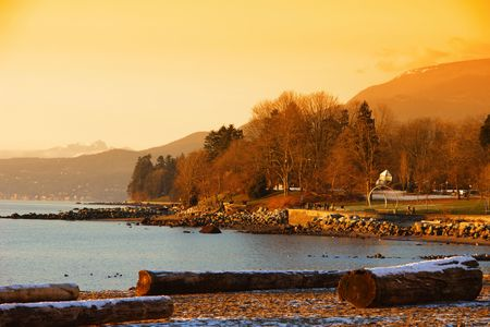 port stanley: Stanley Park in Vancouver, BC