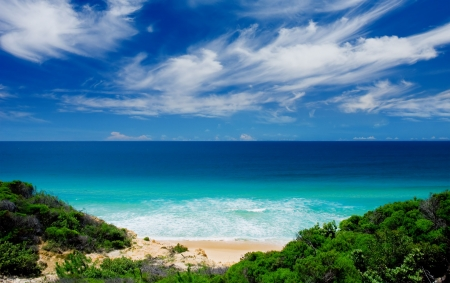 Australian Beach Stock Photo - 2677028