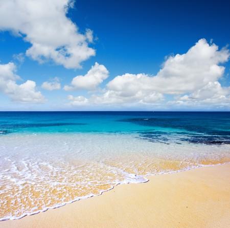 ascension: Beautiful English Beach on Ascension Island