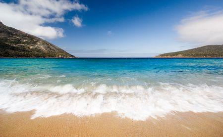 Beautiful Coastline in Tasmania, Australia Stock Photo - 5949806