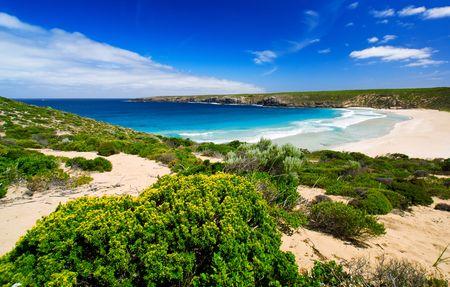 Stunning West Bay on Kangaroo Island