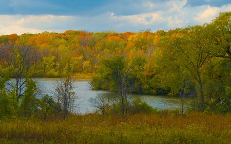 Wisconsin automne