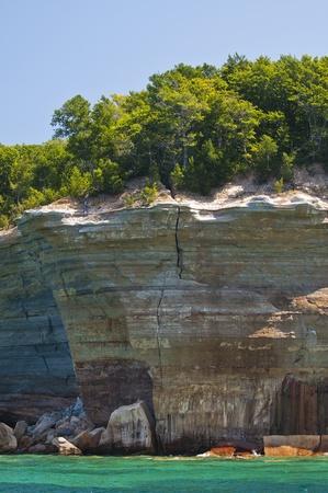 Pictured Rock National Lake Shore Michigan State photo