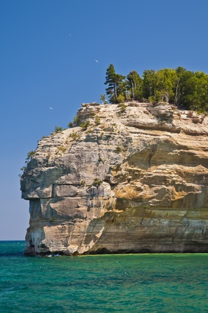 Pictured Rock National Lake Shore Michigan State photo