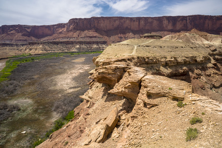 green river: Green River, from Fort Bottom Trail