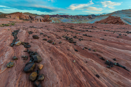 overtone: Fire Wave Valley of Fire Overtone Nevada Vertical Composition