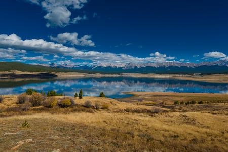 taylor: Taylor Park Reservoir Colorado Rocky Mountains Jenkins mountain Grizzly peak Illinois mountain