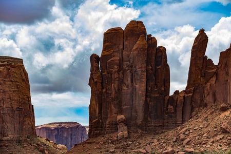 john wayne: Sand Spring Aquifers Monument Valley Arizona USA