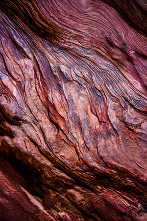 canyon walls: Sandstone Background Swirls and Water pockets Little Wild Horse Canyon walls close-up