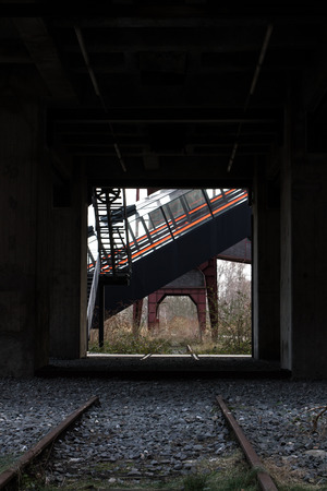 Zeche Zollverein in Essen photo