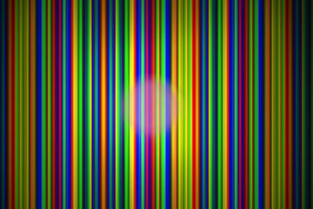 fractal flame: L�nea recta de colores de fondo de llama fractal