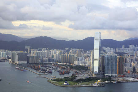 Hong Kong Day Time View photo
