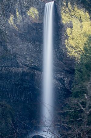 Unknown Falls Oregon