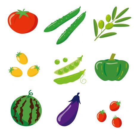 野菜イラスト