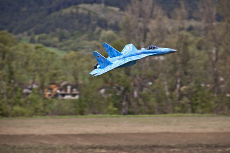 rc: RC jet