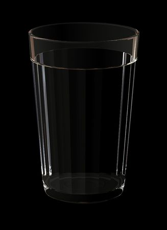 cutglass: Old Soviet cut-glass tumbler