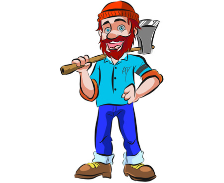 woodcutter: WoodCutter Character