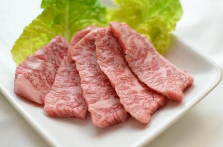 Japanese  beef Stock Photo