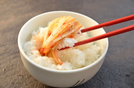kimchi Stock Photo