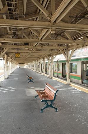 역과 열차