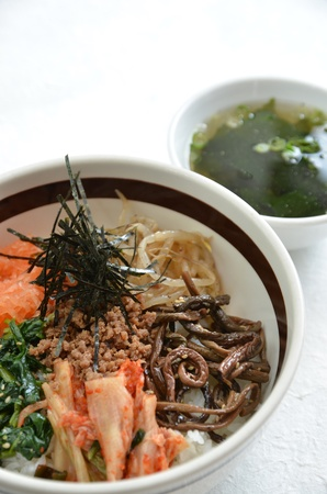 bibimbap Stock Photo - 14700771