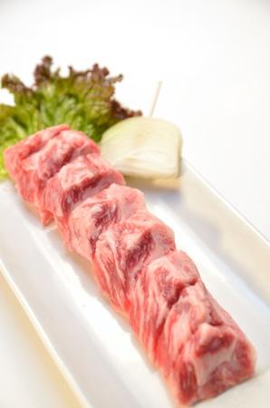 yakiniku: Japanese beef yakiniku