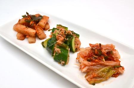 kimchi cor�en cornichon