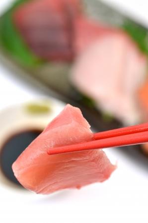 Sashimi frais Banque d'images