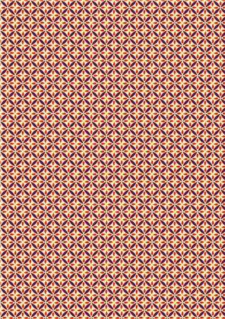 new year s card: Japanese pattern background