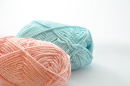 woolen yarn Stock Photo - 18240362