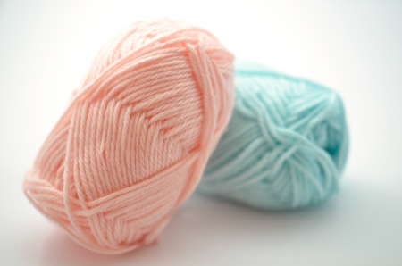 woolen yarn Stock Photo - 18240359