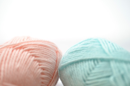 woolen yarn Stock Photo - 18240344
