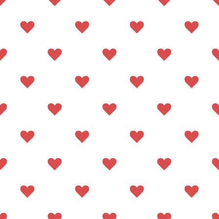 Hearts seamless pattern. heart design wallpaper. valentine wrap. Ornament can be used for Gift wrapping paper, pattern fills, web page background,surface textures and fabrics.