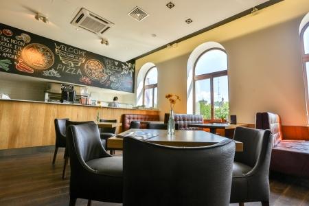 big nice restaurant