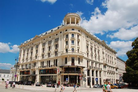 warsaw: Hotel Bristol in Warsaw