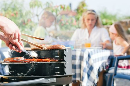 barbecue: