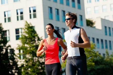 도시 스포츠 - 도시의 건강