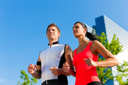 Endurance: Urban sports - fitness in the city