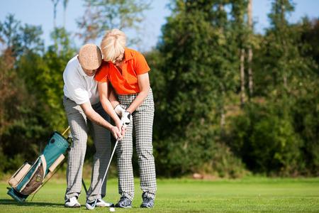 夏のゴルフ トレーニング
