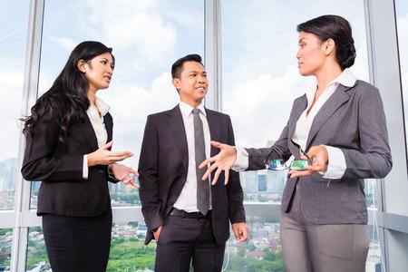 business asia: Riunione del team Asian business